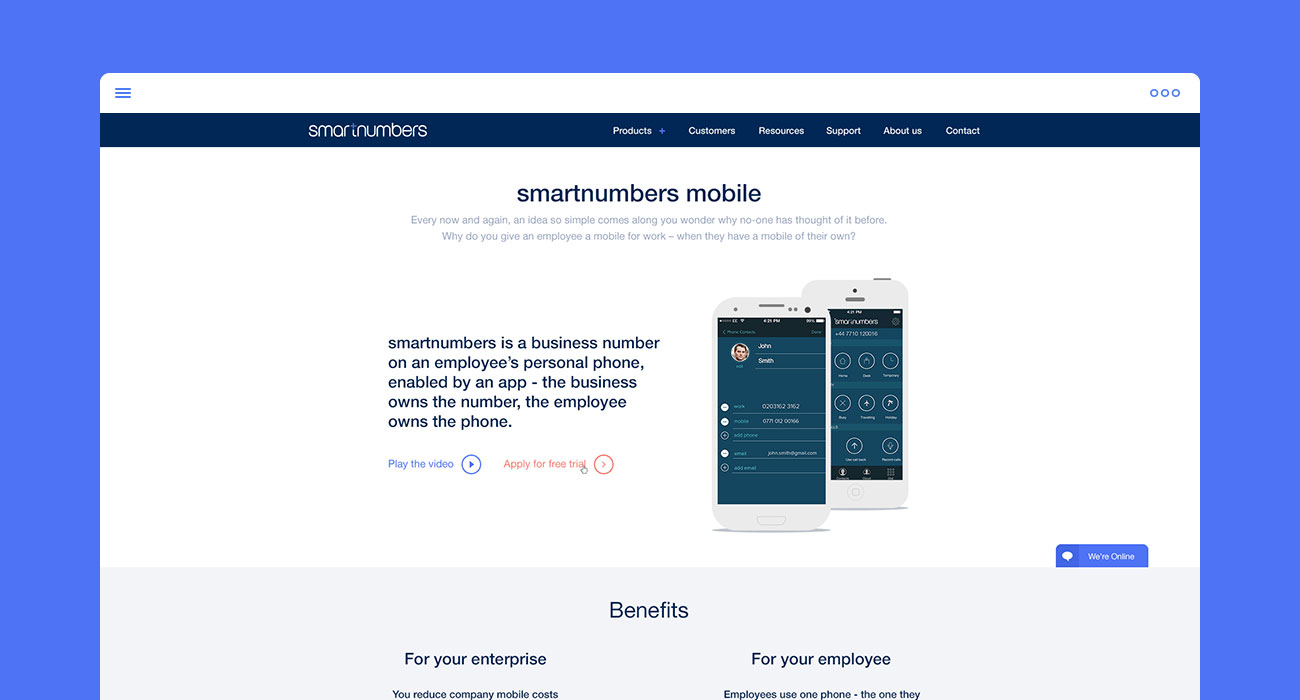 SmartNumbers