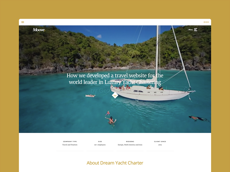 Dream Yatcht Charter